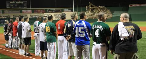 World Series VI Hall of Fame Game