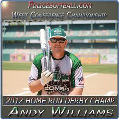 2012 Western Conference Home Run Derby Champ