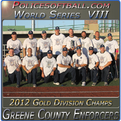 2012 World Series Gold Division Champs