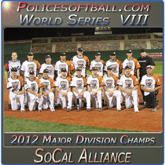 2012 World Series Major Division Champs