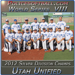 2012 World Series Silver Division Champs