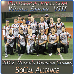 2012 World Series Women's Division Champs